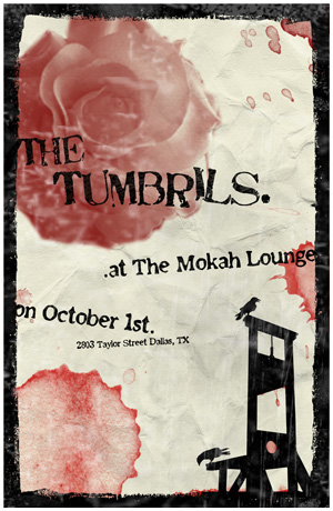 The Tumbrils live at The Mokah Lounge in Dallas